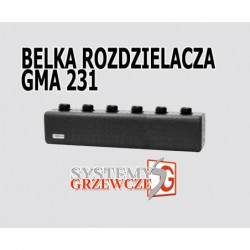 Belka rozdzielacza GMA 231...