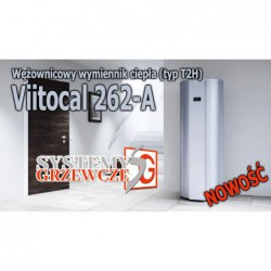 VITOCAL 262-A typ T2H -...