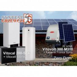 Pompa ciepła Vitocal 200-S...