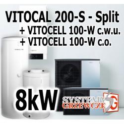 VITOCAL 200-S - ZESTAW -...