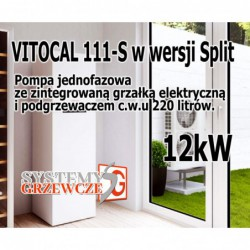 Pompa ciepła split Vitocal...