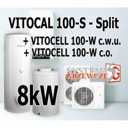 VITOCAL 100-S - ZESTAW -...